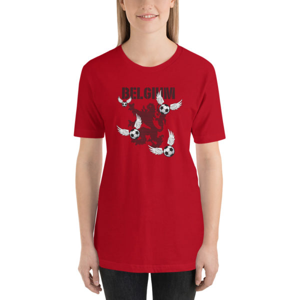 T-Shirt Red BE