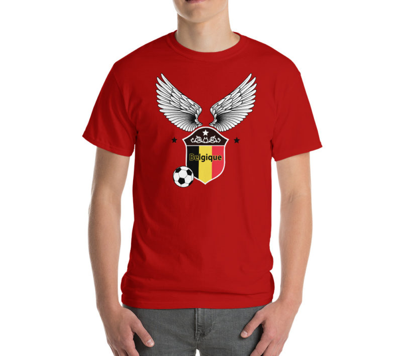 Duivel voetbal shirts